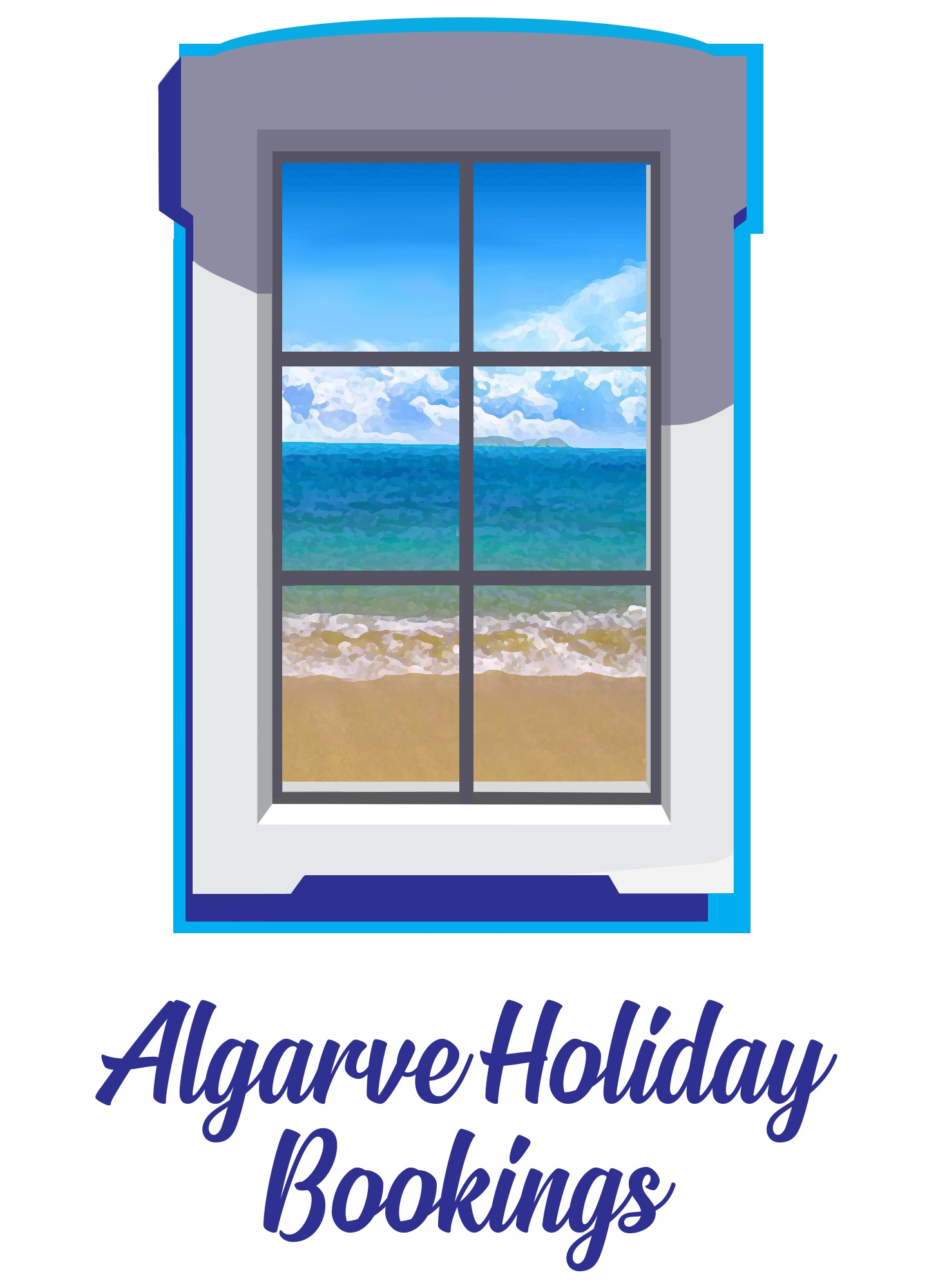Logótipo Algarve Holidays Booking